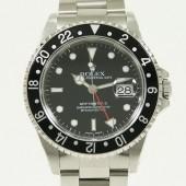 ロレックス 腕時計 新入荷&送料込 GMTマスター2 16710 自動巻
