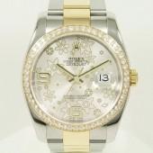 ロレックス 腕時計 新入荷&送料込 デイトジャストコンビ 116243・3 自動巻