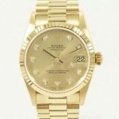 ロレックス 腕時計 新入荷&送料込 デイトジャストYG 78278G 自動巻