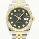 ロレックス 腕時計 新入荷&送料込 デイトジャストコンビ 116233G   自動巻