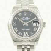 ロレックス 腕時計 新入荷&送料込 デイトジャスト 178384 自動巻
