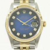 ロレックス 腕時計 新入荷&送料込 デイトジャストコンビ 16233G 自動巻