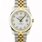 ロレックス 腕時計 新入荷&送料込 デイトジャスト 116233G   自動巻