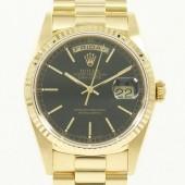ロレックス 腕時計 新入荷&送料込 デイデイトYG 18238 自動巻