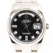 ロレックス 腕時計 新入荷&送料込 デイデイトWG 118209(7)A   自動巻