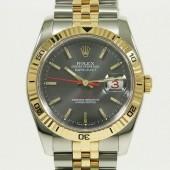ロレックス 腕時計 新入荷&送料込 ターノグラフコンビ 116263・5 自動巻