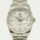 ロレックス 腕時計 新入荷&送料込 デイデイトWG 118239A 自動巻