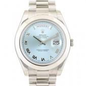 ロレックス 腕時計 新入荷&送料込 デイデイト2PT 218206   自動巻