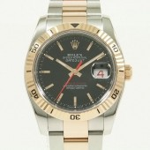 ロレックス 腕時計 新入荷&送料込 ターノグラフコンビ 116261・3 自動巻