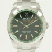 ロレックス 腕時計 新入荷&送料込 ミルガウス 116400GV 自動巻