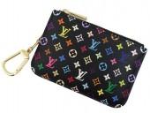 2011年新作 新色 Louis Vuitton 激安 ルイヴィトン 新品 モノグラム・マルチカポシェット・クレ コインケース ノワール/ブラック M60279