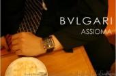 ブルガリ 新作&送料込(BVLGARI) ブラック/ネイビー ラージ AA48C14SLDCH