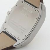 カルティエ 新作 新入荷&送料込(CARTIER) ブラウン/YGシルバー メンズ W20072X7