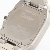 カルティエ 新作 新入荷&送料込(CARTIER) シルバー ラージ W200737G
