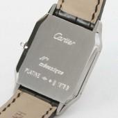 カルティエ 新作 新入荷&送料込 腕時計(CARTIER) ブラック/シルバー メンズ W1528251