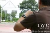 IWC 新作&送料込 ブラック メンズ IW372504