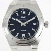 IWC 新作&送料込 ブラック メンズ IW322701