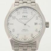 IWC 新作&送料込 シルバー メンズ IW325505