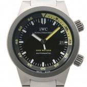 IWC 新作&送料込 ブラック メンズ IW353803