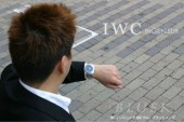 IWC 新作&送料込 ブラック メンズ IW372501