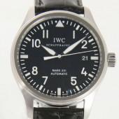 IWC 新作&送料込 ブラック メンズ IW325501