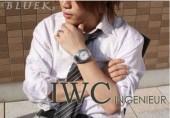 IWC 新作&送料込シルバー メンズ IW322801