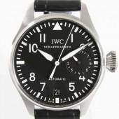 IWC 新作&送料込 ブラック メンズ IW500401