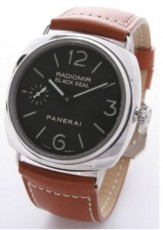 パネライ 新作&送料込(PANERAI)ブラック メンズ PAM00183
