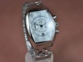 フランクミュラー 新作&送料込 Franck Muller Casablanca Chrono SS/SS White A-7750腕時計 J-FN0106