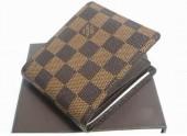 ルイヴィトン 新作 人気 新品 通販&送料込 ダミエ 二つ折り財布 N61720