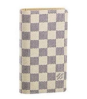 ルイヴィトン 新作 人気 新品 通販&送料込 ダミエ アズール アジェンダポッシュ 手帳カバー R20976