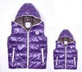 モンクレール 新作&送料込 ベスト-ファッション紫
