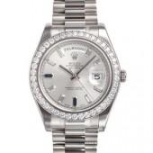 ロレックス 腕時計 新入荷 新作&送料込スーパーコピー オイスターパーペチュアル デイデイトII218349BG