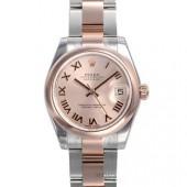 ロレックス 腕時計 新入荷 新作&送料込スーパーコピー オイスターパーペチュアル デイトジャスト 178241