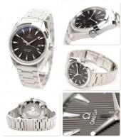 オメガ 腕時計 &送料込 OMEGA シーマスター アクアテラ メンズ 腕時計 デイト クォーツ グレー231.10.39.61.06.001