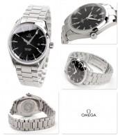 オメガ 腕時計 &送料込 OMEGA シーマスター アクアテラ メンズ 腕時計 デイト クォーツ ブラック2517.50