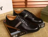 BALLY 新作 新品同様超美品 通販&送料込 バリー 運動靴 男性用 BAL006