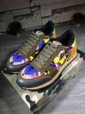 VALENTINO カジュアルシューズ 新作 新品同様超美品 通販&送料込 運動靴 男女性用 VAL021