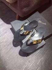 Giuseppe Zanotti 新作 新品同様超美品 通販&送料込 スリッパ 男女性用 gz002
