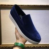 プラダ カジュアルシューズ 新作 新品同様超美品 通販&送料込 運動靴 男性用 PRA026