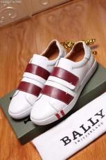 BALLY 新作 新品同様超美品 通販&送料込 バリー 運動靴 男性用 BAL019