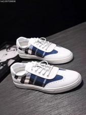 バーバリー カジュアルシューズ 新作 新品同様超美品 通販&送料込 運動靴 男性用 bur028