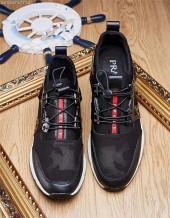 プラダ カジュアルシューズ 新作 新品同様超美品 通販&送料込 運動靴 男性用 PRA032