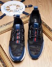プラダ カジュアルシューズ 新作 新品同様超美品 通販&送料込 運動靴 男性用 PRA033
