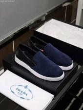 プラダ カジュアルシューズ 新作 新品同様超美品 通販&送料込 運動靴 男性用 PRA034