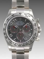 ロレックス 腕時計 オイスターパーペチュアル デイトナ 116509 グレー