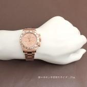 ロレックス 腕時計 コスモグラフ デイトナ 8Pバゲットダイヤ/3Pダイヤ 116505A