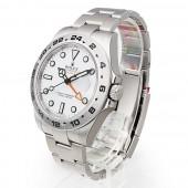 ロレックス 腕時計 エクスプローラーII 216570 ホワイト メンズ