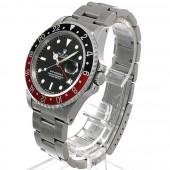 ロレックス 腕時計 GMTマスターII 赤黒ベゼル X番 16710