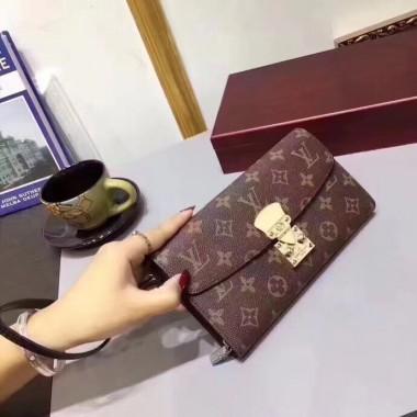ルイヴィトン 財布 新作 人気 新品 通販&送料込 モノグラム 新作 M58102